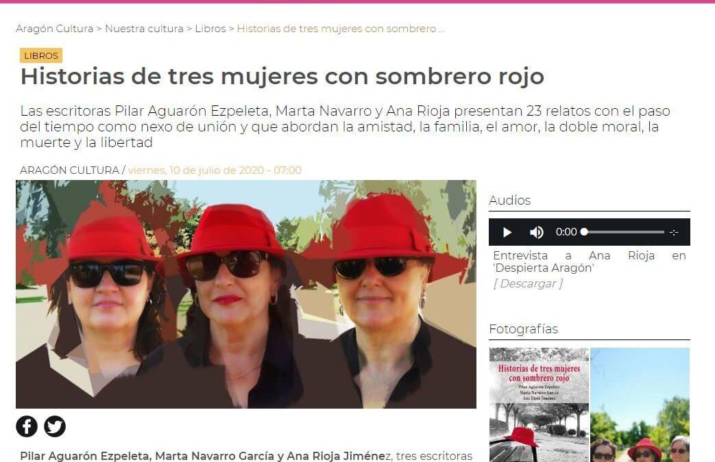 Aragón Cultura, noticia