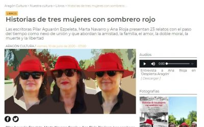 Aragón Cultura, noticia