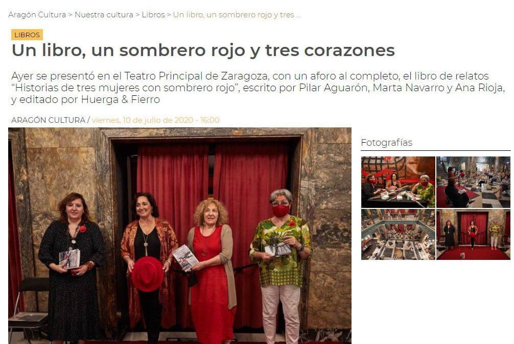 Aragón Cultura, crónica