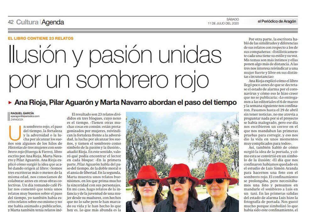 El Periódico de Aragón, entrevista