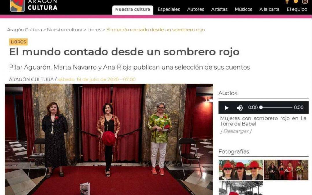 Aragón Cultura, reportaje