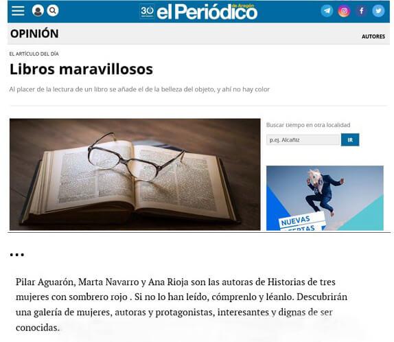 El Periódico de Aragón, opinión