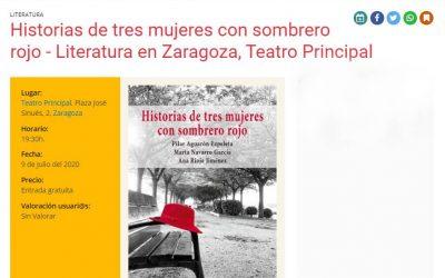 RedAragón, agenda cultural