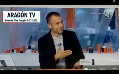 Aragón TV, Buenos días Aragón, tertulia cultural