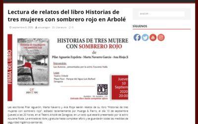 Lectura en Arbolé – ActuAragón