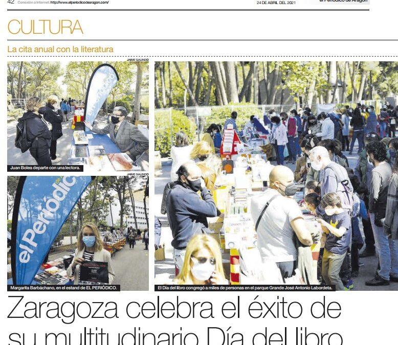 Día del Libro en Zaragoza – El Periódico de Aragón
