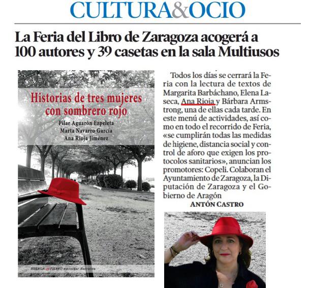 Feria del Libro de Zaragoza – Heraldo de Aragón